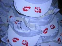 Gorras con logotipos
